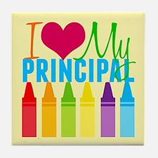 Best Principal Tile Coaster