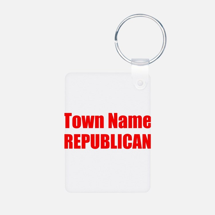 Republican Keychains