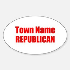 Republican Decal