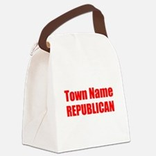Republican Canvas Lunch Bag