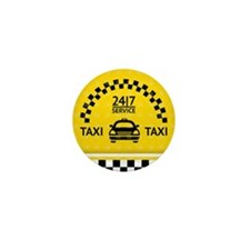 Taxzeet Mini Button