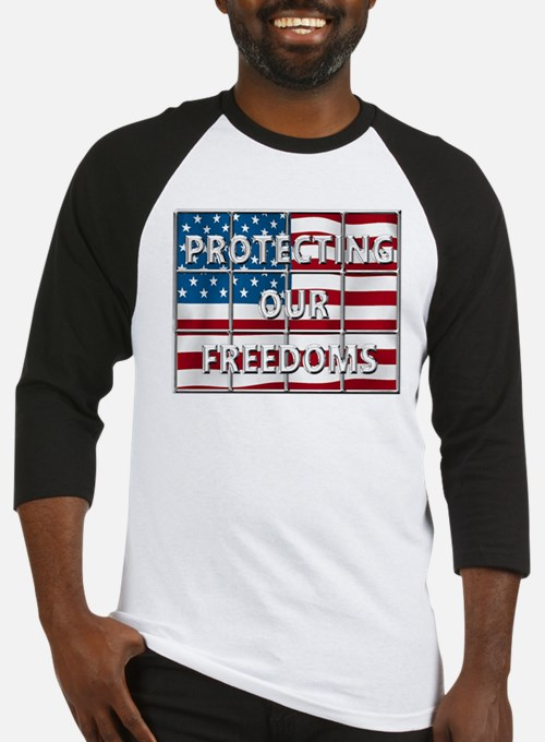 FLAG DESIGNS Baseball Jersey