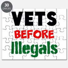 Vets Before Illegals Puzzle