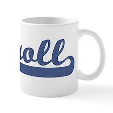 Carroll (sport-blue) Mug