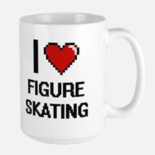 I love Figure Skating Mugs