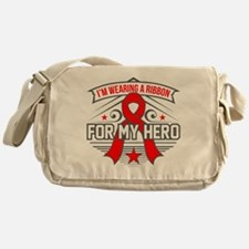 Pulmonary Embolism For My Hero Messenger Bag