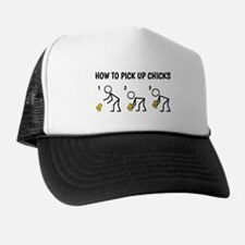 How To Pick Up Chicks Hat