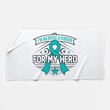 PKD For My Hero Beach Towel
