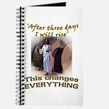 This changes everything Journal