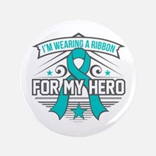 PCOS For My Hero Button