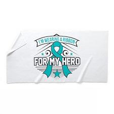 PCOS For My Hero Beach Towel