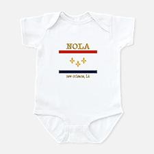 NOLA city flag Body Suit