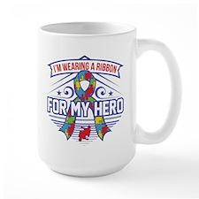Autism For My Hero Mug