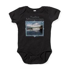 Cute Loon Baby Bodysuit