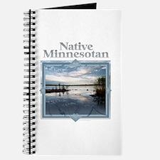 Cute Minnesota mosquito Journal
