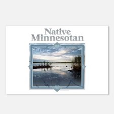 Cute Mn Postcards (Package of 8)