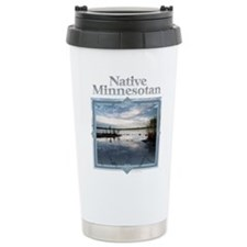 Unique St pauls Travel Mug