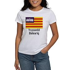 Ynysoedd Balearig Tee