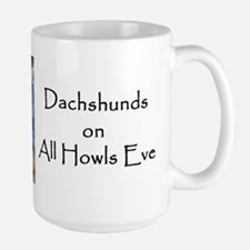 All Howls Eve Large Mug