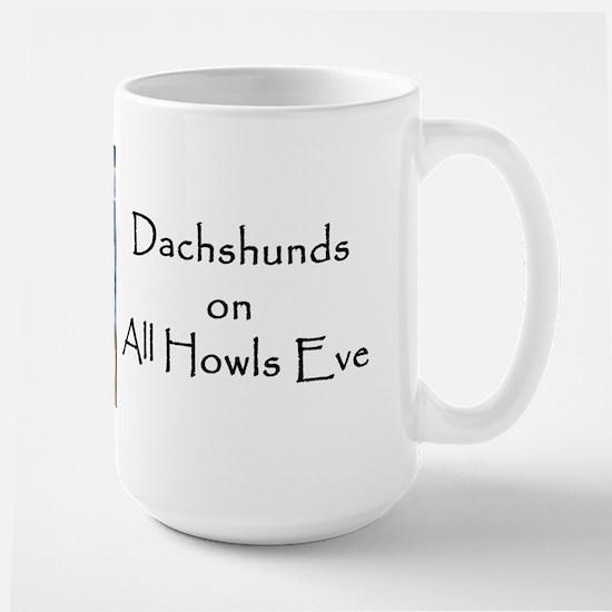 All Howls Eve Large Mug