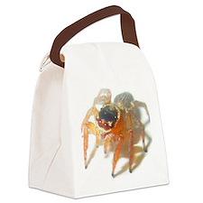 8 Legged Friend Canvas Lunch Bag