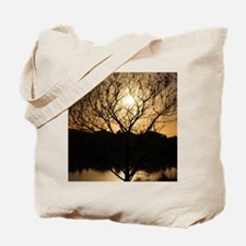 Bringing The Day To Life Tote Bag