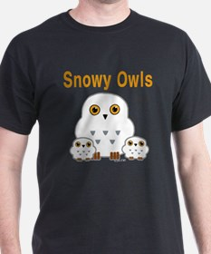Snowy Owls T-Shirt