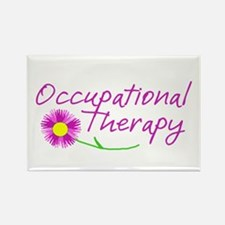 Occupational Therapy Hand Flower Magnets