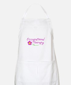 Occupational Therapy Hand Flower Apron