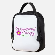 Occupational Therapy Hand Flower Neoprene Lunch Ba