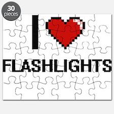 I love Flashlights Puzzle