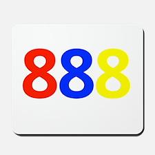 888 Mousepad
