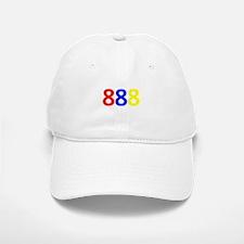 888 Baseball Baseball Cap