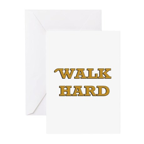 Dewey Cox - Walk Hard Greeting Cards (Pk of 10)