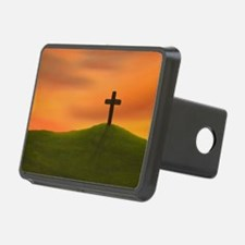 Cross on a Hill Hitch Cover