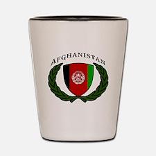 Cute Afghanistan Shot Glass