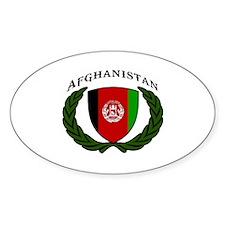 Cute Afghan Decal