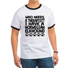 I Have A Norwegian Elkhound T-Shirt