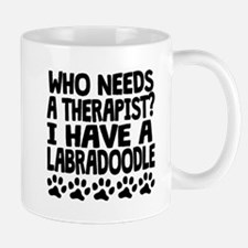 I Have A Labradoodle Mugs