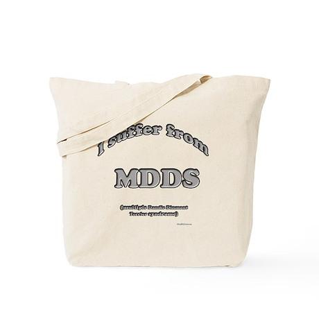 Dandie Syndrome Tote Bag