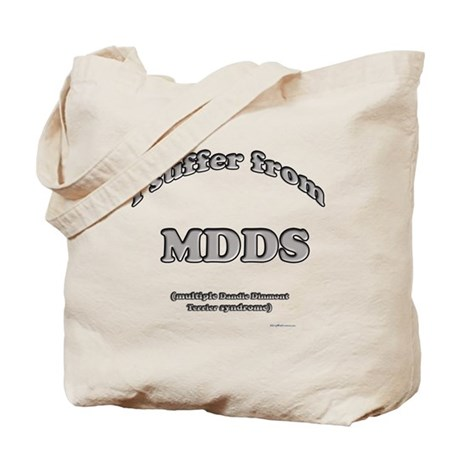Dandie Syndrome Tote Bag