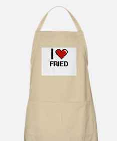 I love Fried Apron
