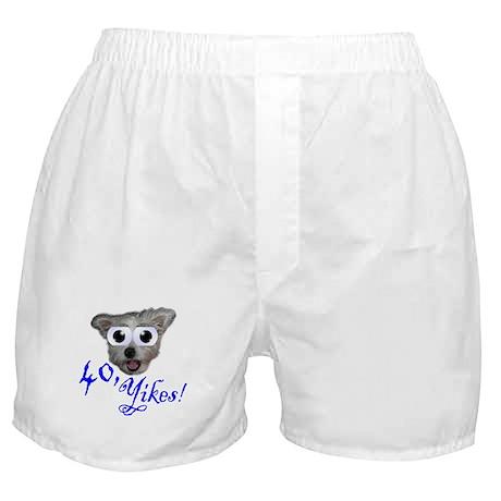 40th Birthday Boxer Shorts