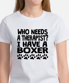 I Have A Boxer T-Shirt