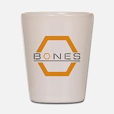 Bones Logo Shot Glass