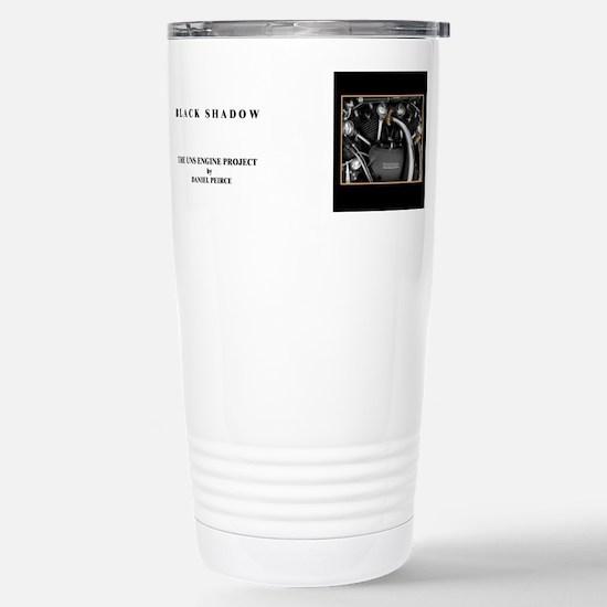 Black Shadow Mugs