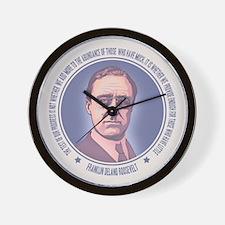 FDR - Progress Wall Clock