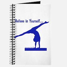 Gymnastics Journal - Believe