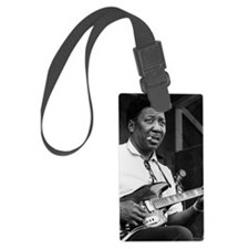 Muddy waters Luggage Tag