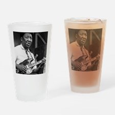 Muddy waters Drinking Glass
